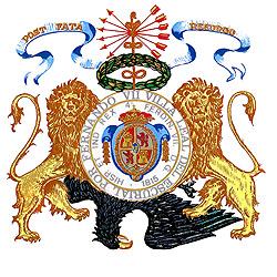 Escudo de El Escorial