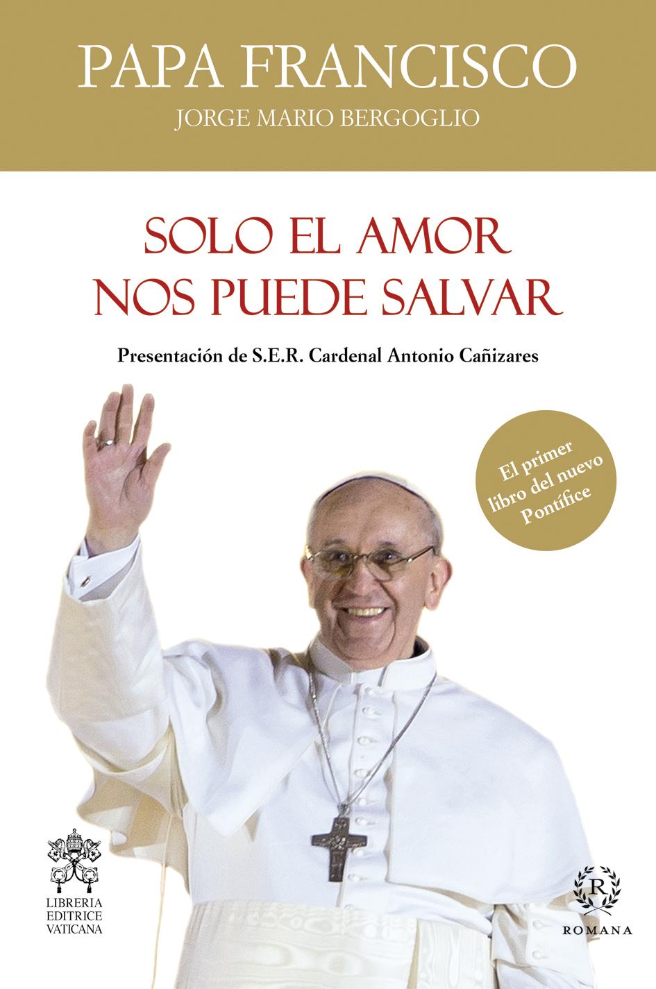 Publican el primer libro escrito por el papa Francisco | Diario YA