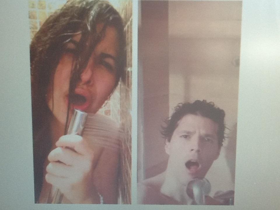 Fotos de adolescentes en la ducha