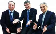 Bernard, López-Diéguez y Ruiz
