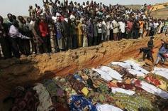 Resultado de imagen de Matanza de Cristianos en Nigeria