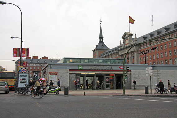 Intercambiador de Moncloa