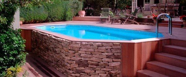 Accesorios imprescindibles para piscinas prefabricadas for Cuanto me cuesta hacer una piscina